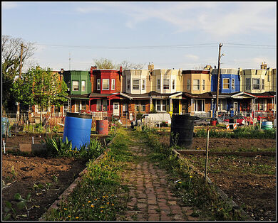 Glenwood Green Acres, Philadelphia