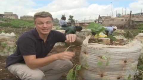 Nairobi's slum farms