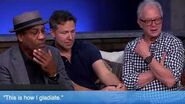 """Joe, George & Jeff play the game """"Who Said that Line?"""" ❤️ Check your Scandal Memory too!!!!"""