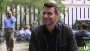 EXCLUSIVE VIDEO Scott Foley Reenacts Scandal Scenes with an Adorable Dog!