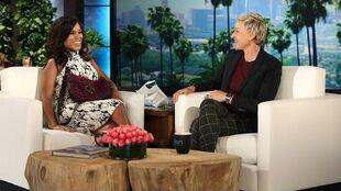 Kerry Washington Talks Pregnancy and Purses