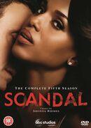 Scandal Season 5 DVD 01