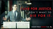 """4x22 - David """"I live for Justice"""""""
