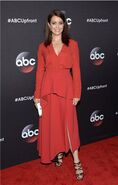 2015 ABC Upfronts - Bellamy Young