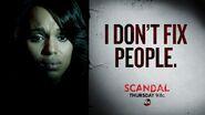 """5x01 - Olivia """"I don't fix people"""""""