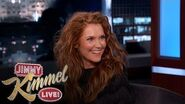 Darby Stanchfield on Her Scandal Promotion