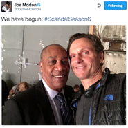 6x06 (01-05-17) Joe Morton - With Tony Goldwyn 01
