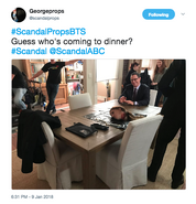 6x14 (01-09-18) GeorgeProps - Scandal Cast and Crew 01