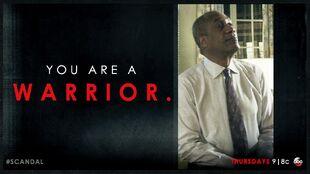 "4x19 - Rowan ""Warrior"""