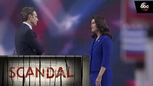Mellie Takes Control From Fitz - Scandal 5x21