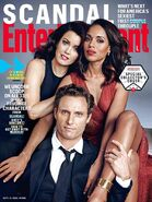 2015 Shondaland EW Issue Cover - Scandal 01