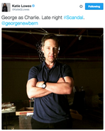 4x18 (04-03-15) Katie Lowes - Late Night Charlie