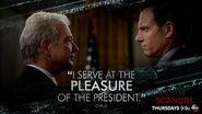 "5x05 - Cyrus ""Pleasure of the President"""