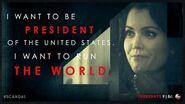 """4x12 - Mellie """"President"""""""