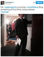 5x02 (08-5-15) Tom Verica - Josh in the White House