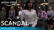 ABC Studios' Scandal on Prime Video