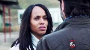 """Scandal 4x13 Cyrus """"Do not fire! I know that man"""""""