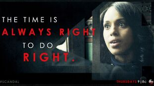 """4x19 - Olivia """"Time to do Right"""""""