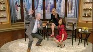 """""""Scandal's"""" Jeff Perry Gets a Dance Lesson From Carrie Ann Inaba"""