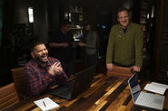 6x04 - Guillermo Diaz and Tom Verica 01