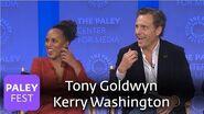 Scandal - Tony Goldwyn Salutes Kerry Washington