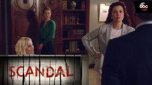 Liz North's Meets A Tragic End - Scandal 6x11