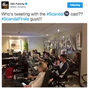 2015 Season 4 Finale Live Tweet (ABC Publicity) - Scandal Cast 1
