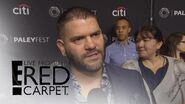 """""""Scandal"""" Cast Weighs In on Huck's Fate E! Live from the Red Carpet"""