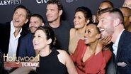 Amanda Salas Catches Up With 'Scandal' Cast & Talks 100th Episode Milestone!