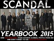 Scandal Yearbook 2015