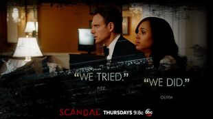 """5x09 - Fitz and Olivia """"We Tried"""""""