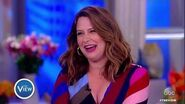 'Scandal' Star Katie Lowes On New Baby, Final Season Of Hit Show The View
