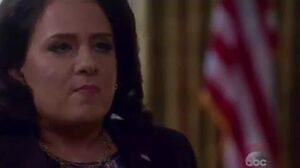 """Scandal 5x14 """"This is the Susan Ross Show."""