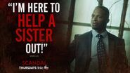 """5x04 - Marcus """"Here to help a sister out"""""""