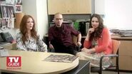 Scandal! Darby Stanchfield, Katie Lowes, and Guillermo Diaz confess!