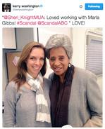 4x11 (02-06-15) Kerry Washington - Sheri Knight and Marla Gibbs