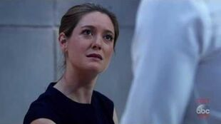 """Jake and Samantha Scandal 6x13 """"I'll send someone in with a band aid"""""""
