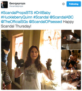 4x21 (10-07-16) GeorgeProps - Cast and Crew