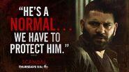 """5x10 - Huck """"He's Normal"""""""