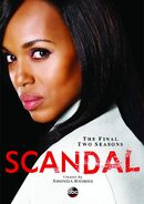 Scandal Season 6-7 DVD 01