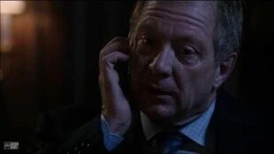 Scandal 3x6 Cyrus talks to the minister and to Mellie
