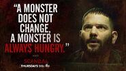 """5x12 - Huck """"Monster"""""""