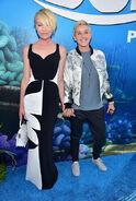 2016 Finding Dory Premiere - Portia de Rossi and Ellen01
