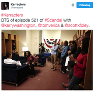 5x21 (05-14-16) Kerracters - Scandal Cast and Crew