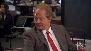 """Jeff Perry """"Scandal"""" Interview Cyrus and James"""
