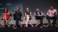 Scandal Cast Interview with Kerry Washington, Scott Foley, Guillermo Diaz, Darby Stanchfield
