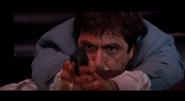 Tony shoots Lopez's killers