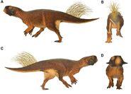 1280px-Psittacosaurus model