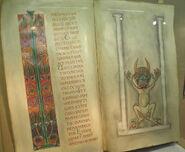 Codex Gigas Teufel 2