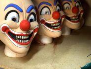 Horror-Clown Masken 8